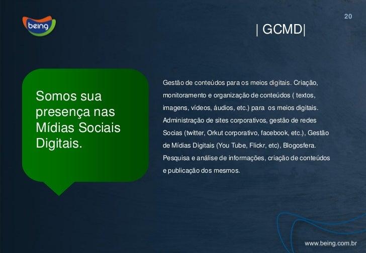 20                                                    GCMD                  Gestão de conteúdos para os meios digitais. Cr...