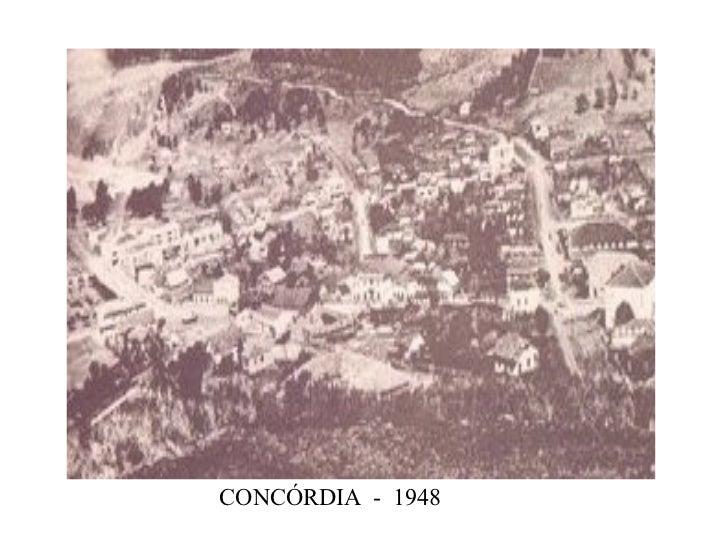 CONCÓRDIA  -  1948