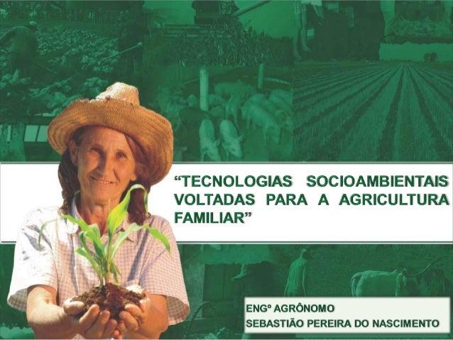 INTRODUÇÃO • Na agricultura é possível identificar a existência de diversos tipos de produtores, que se diferenciam por su...