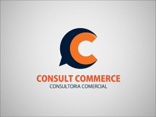 IntroduçãoConsultoria voltada para área comercial, visando melhor desenvolvimentona captação, preparação e acompanhamento ...