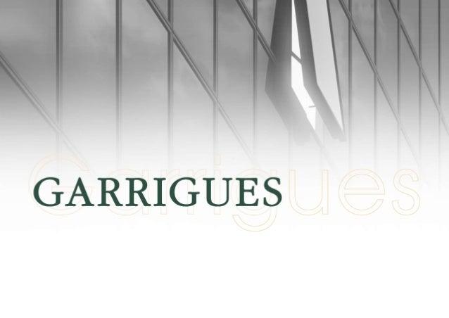 2 1997 2002 2014 1941 Uma longa tradição jurídica Os irmãos Joaquín e Antonio Garrigues Díaz- Cañabate fundam a J&A Garrig...