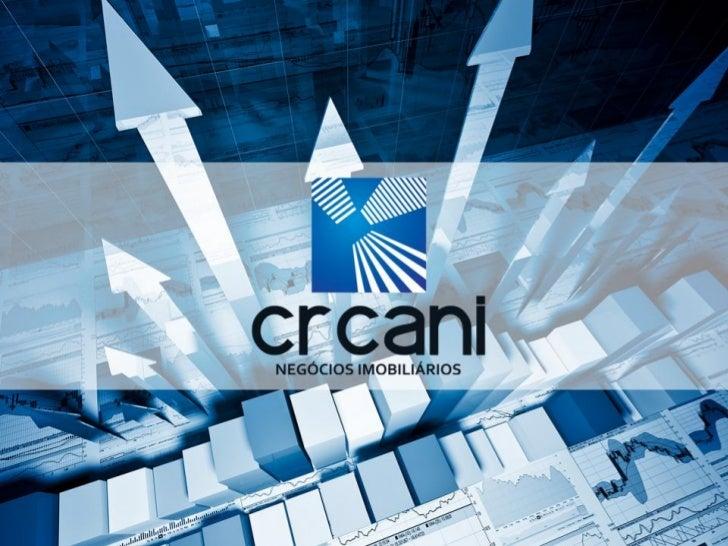 A EMPRESAA   CR CANI Negócios Imobiliários é uma empresa Curitibana que atua no Mercado Imobiliário há vários anos,sendo m...