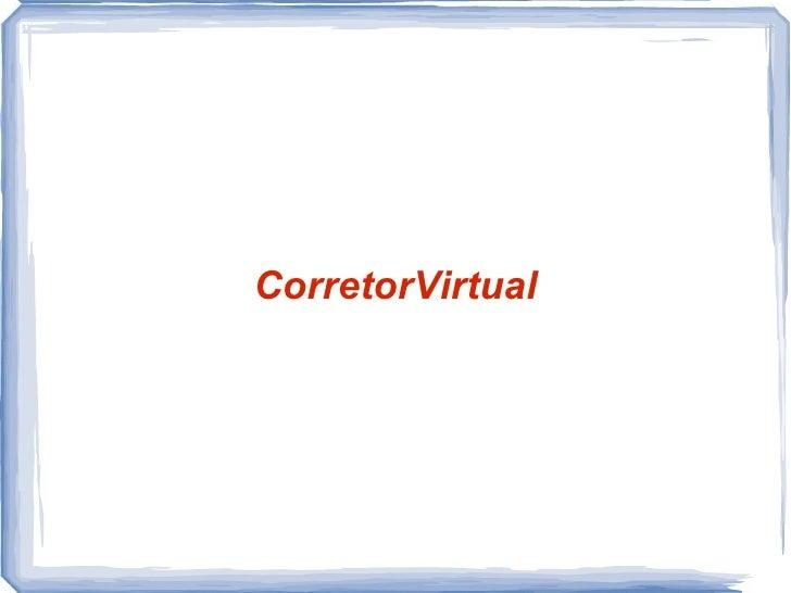 CorretorVirtual