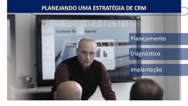 Planejamento  Diagnóstico  Implantação