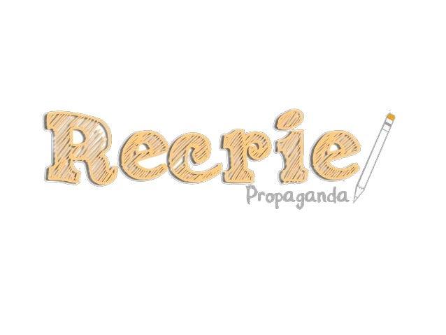 A Agência Recrie• Formada no segundo semestre de 2012 por  seis integrantes que eram de outras três  agências. Cada um com...