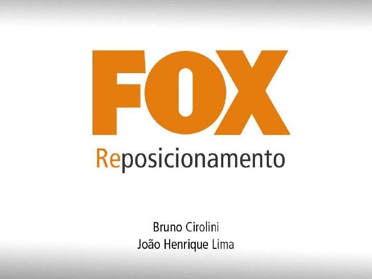 Apresentação da fox 1