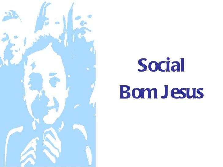 SocialBom Jesus