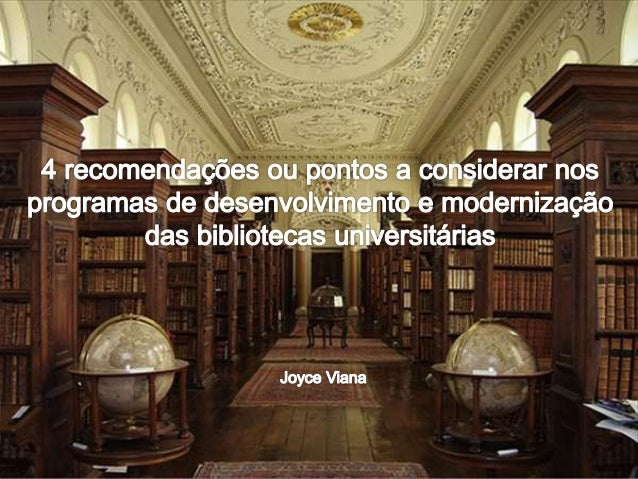 1.O caráter disciplinar/interdisciplinar da academia 2.As condições da estrutura e da cultura organizacional da instituiçã...