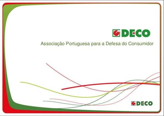 Associação Portuguesa para a Defesa do Consumidor