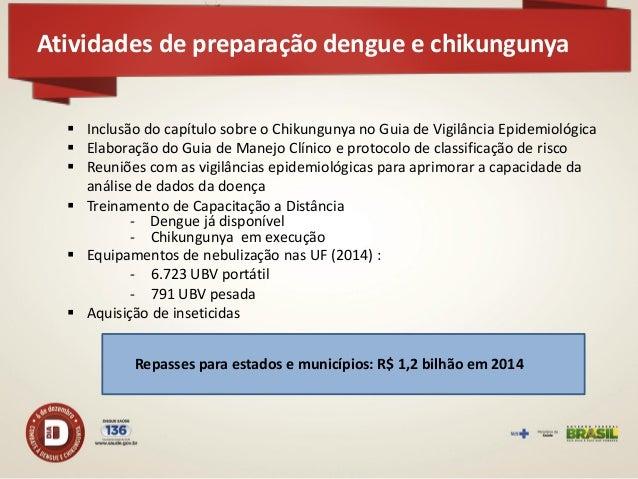 """Campanha de Prevenção de dengue e chikungunya  Slogan: """"Dengue e Chinkungunya – O perigo aumentou. E a responsabilidade de..."""