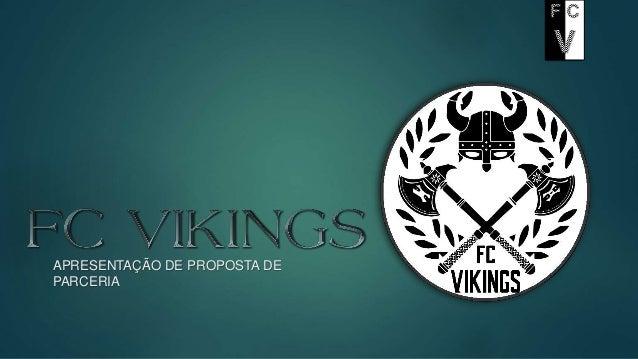 APRESENTAÇÃO DE PROPOSTA DE  PARCERIA