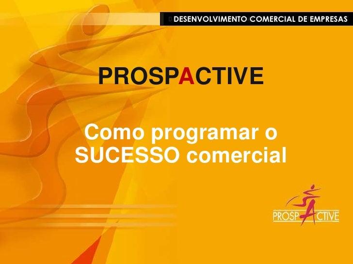 Prospactive Portugal