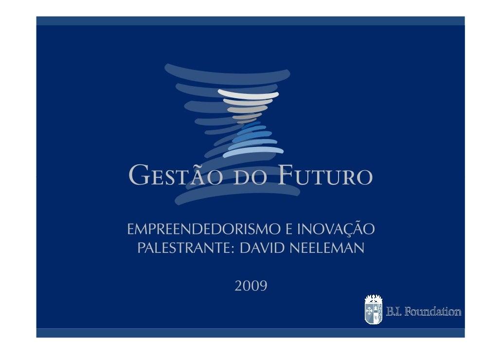 """Fórum Econômico Mundial: Relatório     """"Educando a próxima geração de empreendedores""""       Empreendedorismo e Educação na..."""