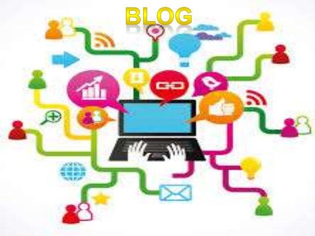 *DEFINIÇÃO  Blogs são páginas da internet onde regularmente são publicados diversos conteúdos, como textos, imagens, músi...
