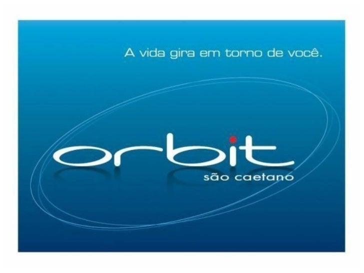 Apresentação do empreendimento orbit são caetano