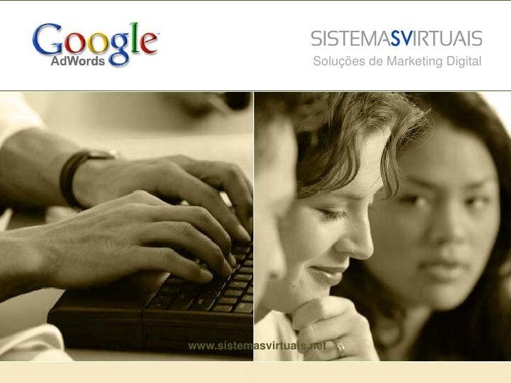 Soluções de Marketing Digitalwww.sistemasvirtuais.net