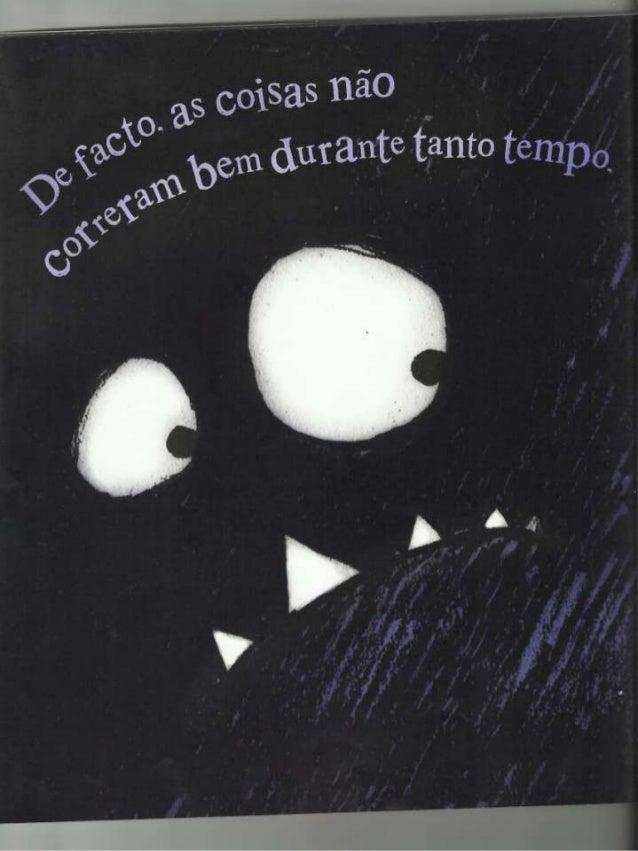 Apresentação do livro um monstro