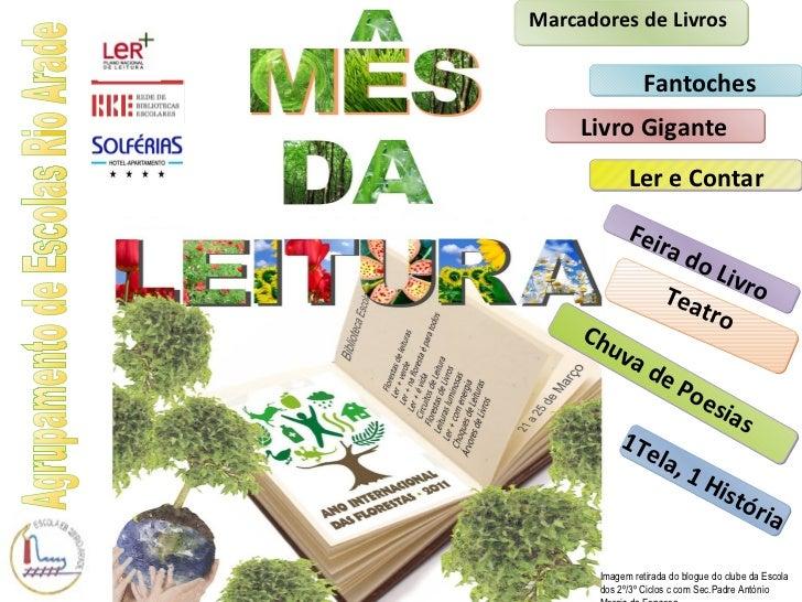 Agrupamento de Escolas Rio Arade Imagem retirada do blogue do clube da Escola dos 2º/3º Ciclos c com Sec.Padre António Mor...