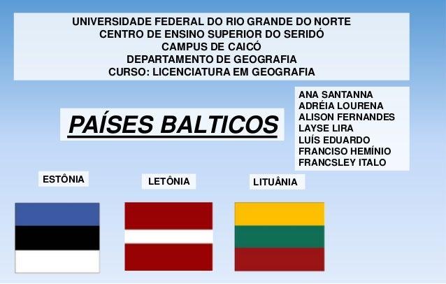 UNIVERSIDADE FEDERAL DO RIO GRANDE DO NORTE CENTRO DE ENSINO SUPERIOR DO SERIDÓ CAMPUS DE CAICÓ DEPARTAMENTO DE GEOGRAFIA ...