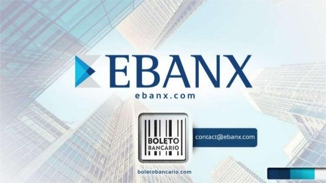 Apresentação EBANX