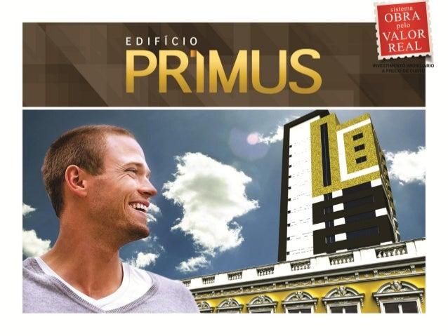 Apresentação Edifício Primus