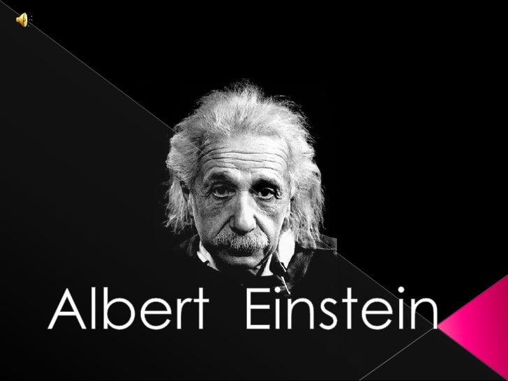 Albert  Einstein<br />