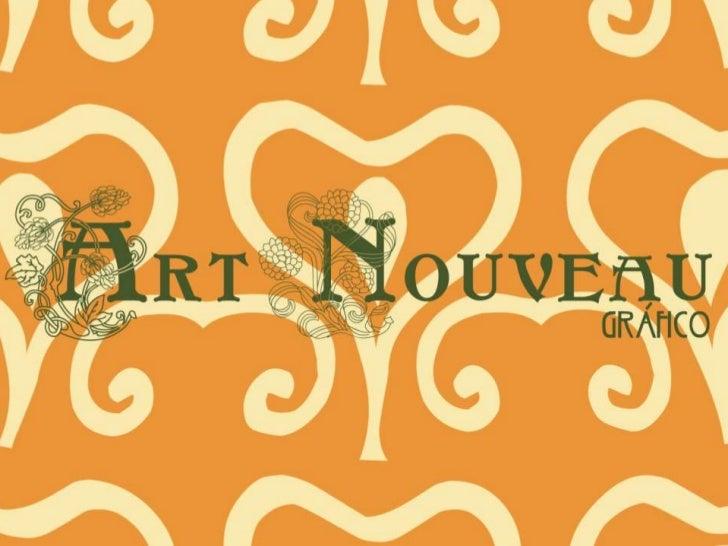 Art Nouveau [gráfico]
