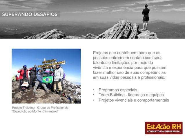 Desenvolvemos as melhores soluções no processo de recrutamento e seleção de executivos, em nível nacional, identificando e...