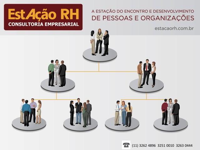 Apresentação EstAção RH 2015