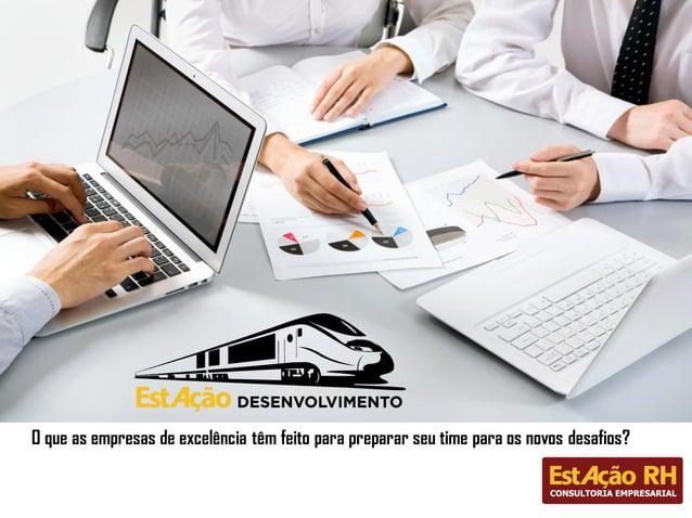 Condução de programas de educação corporativa, melhoria da qualidade, produtividade e resultados, contribuindo para o dese...