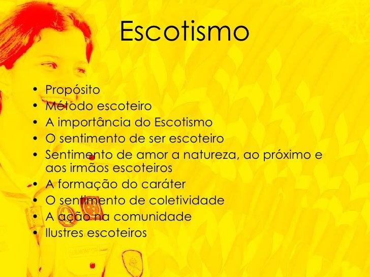 ApresentaçãO Escotismo Slide 2