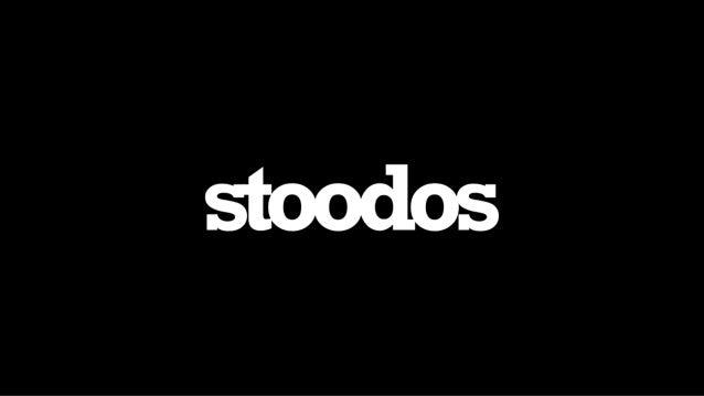 Apresentação sobre a Stoodos 02/2012