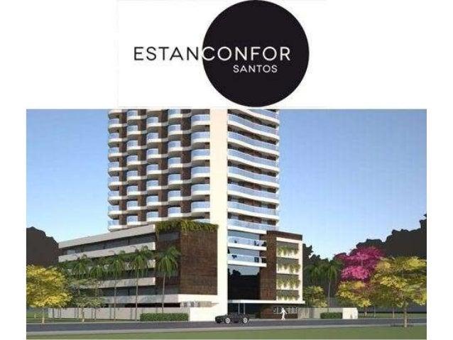 Estanconfor Santos Apartamentos Preços