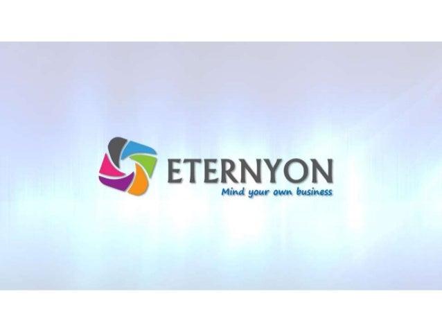 Melhor Oportunidade do Mundo - Apresentação Eternyon