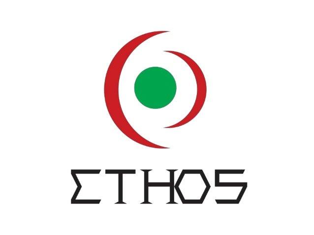 Origem grega; Logotipo mista; Valores, ética, hábitos e harmonia; Na sociologia, é usado para sintetizar os costumes de um...