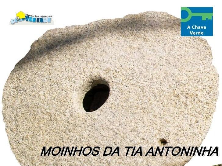 MOINHOS DA TIA ANTONINHA