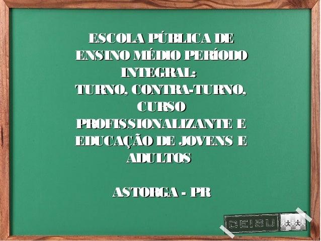 APRESENTAÇÃO MONOGRAFIA E ANTEPROJETO ESCOLAR DE ENSINO MÉDIO   Slide 2