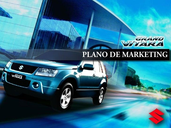 Plano de Marketing l Suzuki