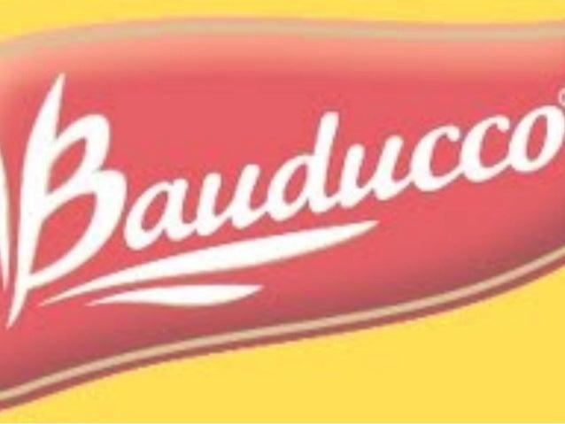 A HISTÓRIA • 1950 – Começa a história com Carlo Bauducco, em uma doceria fundada no Brás. • Nos dias atuais a produção é d...