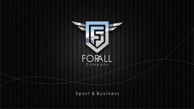 Apresentação Official - Fusão Milenium Prime e For All Company