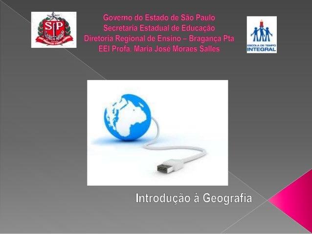 Maria Julia Ramos Sant'Ana  Formação acadêmica: • Licenciatura em Geografia e Mestrado em Geografia (FCT/UNESP). • Profes...