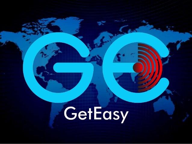 QUEM SOMOS? A GetEasy é uma empresa que comercializa os seus produtos através do sistema NetworkMarkting apoiada por dois ...
