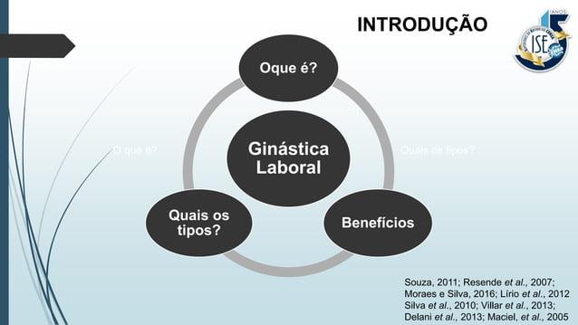 INTRODUÇÃO O que é? Quais os tipos? Souza, 2011; Resende et al., 2007; Moraes e Silva, 2016; Lírio et al., 2012 Silva et a...