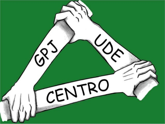 Estrutura do GPJ DIJ UDE-Centro