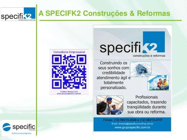 A SPECIFK2 Construções & Reformas