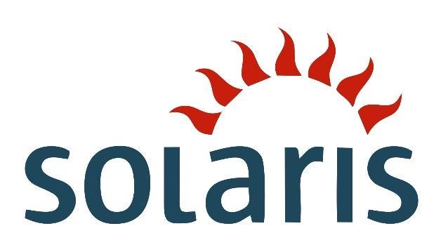 INTRODUÇÃO • Solaris é um Sistema Operacional Unix desenvolvido pela antiga Sun Microsystems, que é uma subsidiária da Ora...