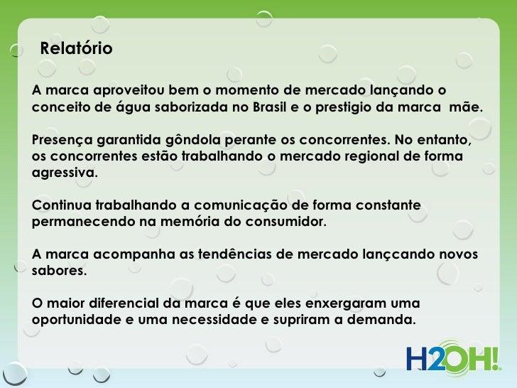 Apresentação h2oh