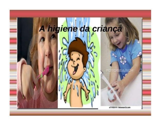 Apresentação higiene