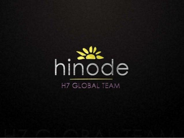 Apresentação Hinode 2013