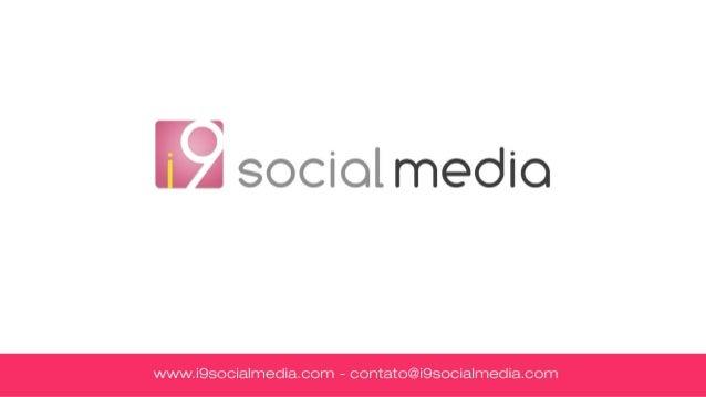 Apresentação i9 Social Media
